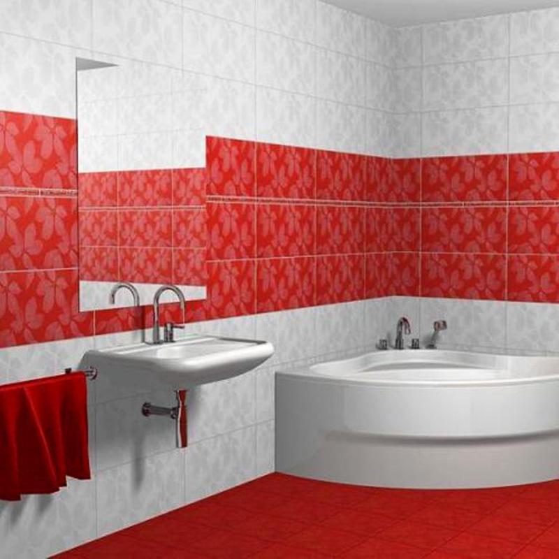 Как правильно выбрать плитку в ванную комнату