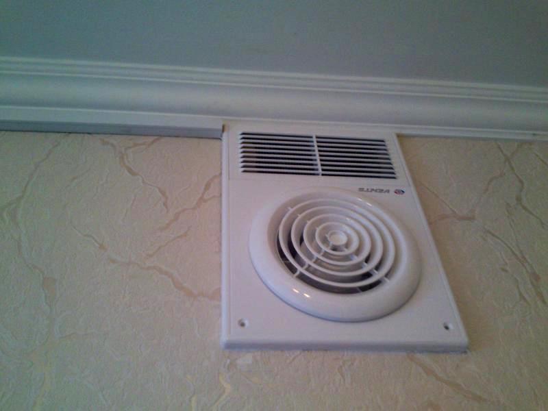 Монтаж вентилятора в ванной своими руками 60