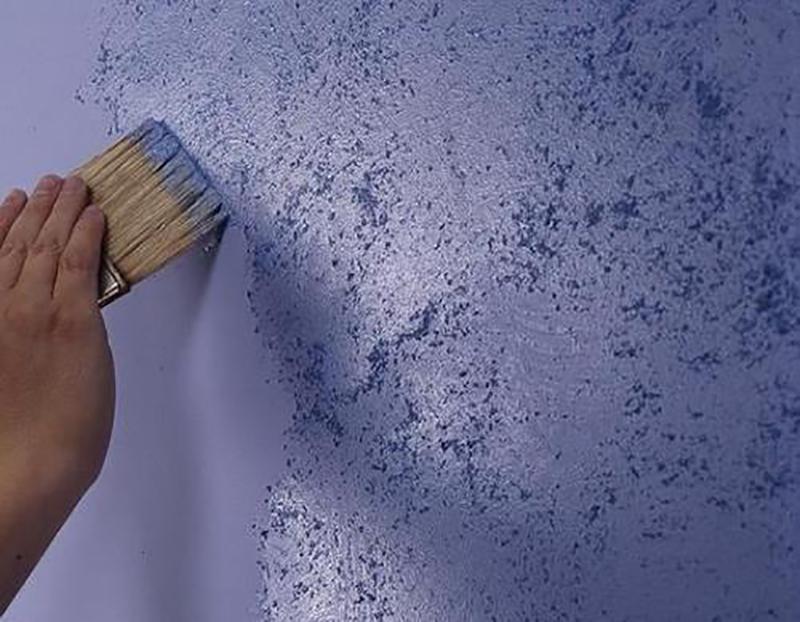 3д краски для стен автомастика битумная своими руками