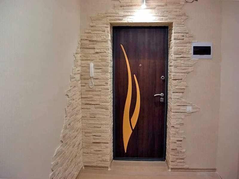 Как отделать дверные косяки