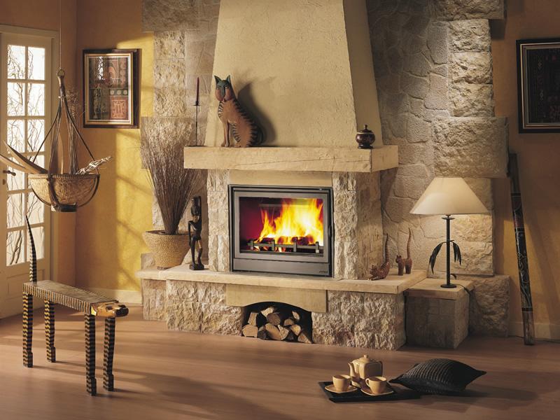 Как построить камины для дома дровяные барбекю, плита, столик, мойка из кирпича фото