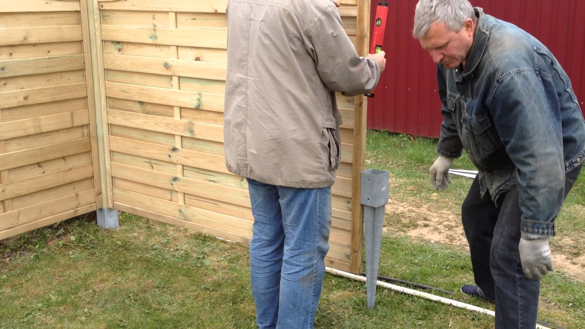 Drevený plot to urobte sami lacným