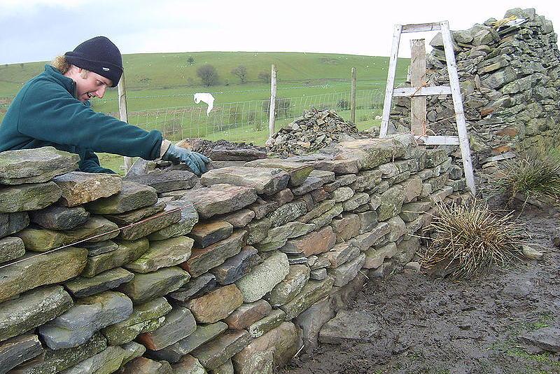 Стеновые камни своими руками