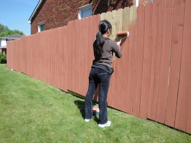 Как защитить деревянные столбы от гниения. Деревянный 87