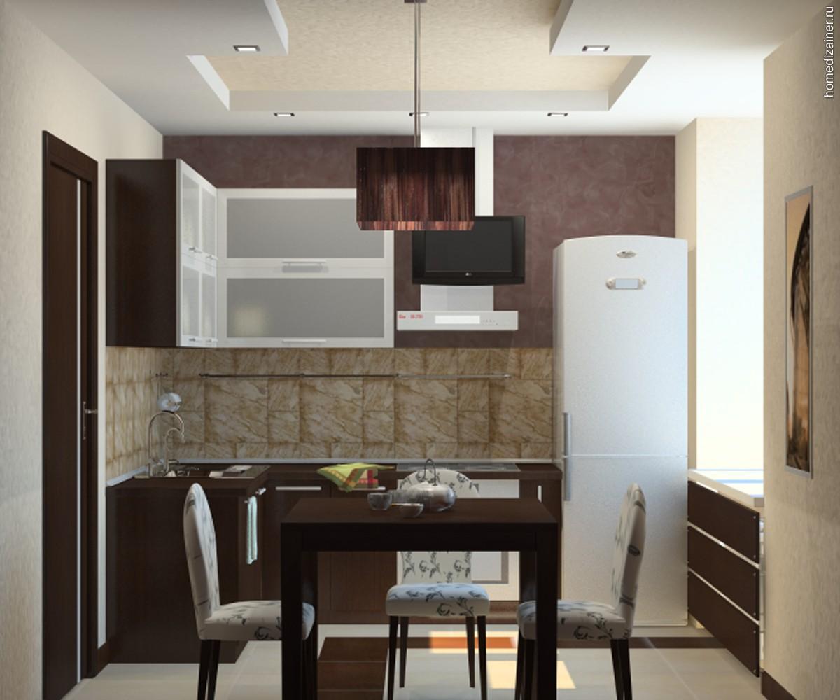 Кухни примеры дизайна