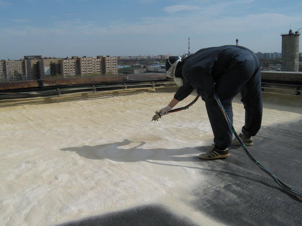 Как сделать плоскую крышу дома