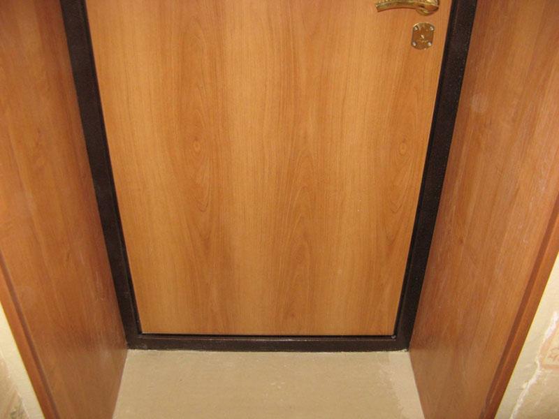 Как сделать дверной проем без двери из мдф